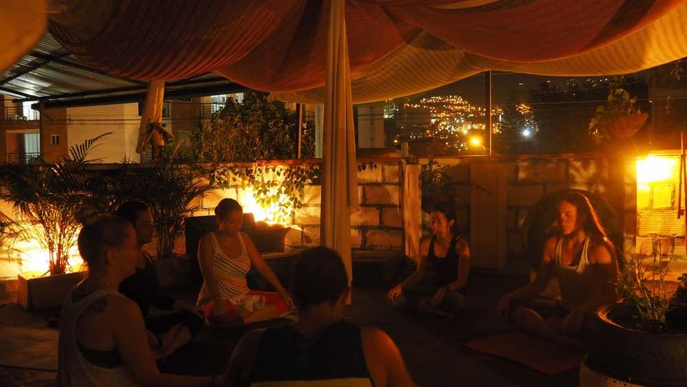 Yoga Internship Program, Medellín, Colombia, South America - teach and work in a yoga studio - photos February 8