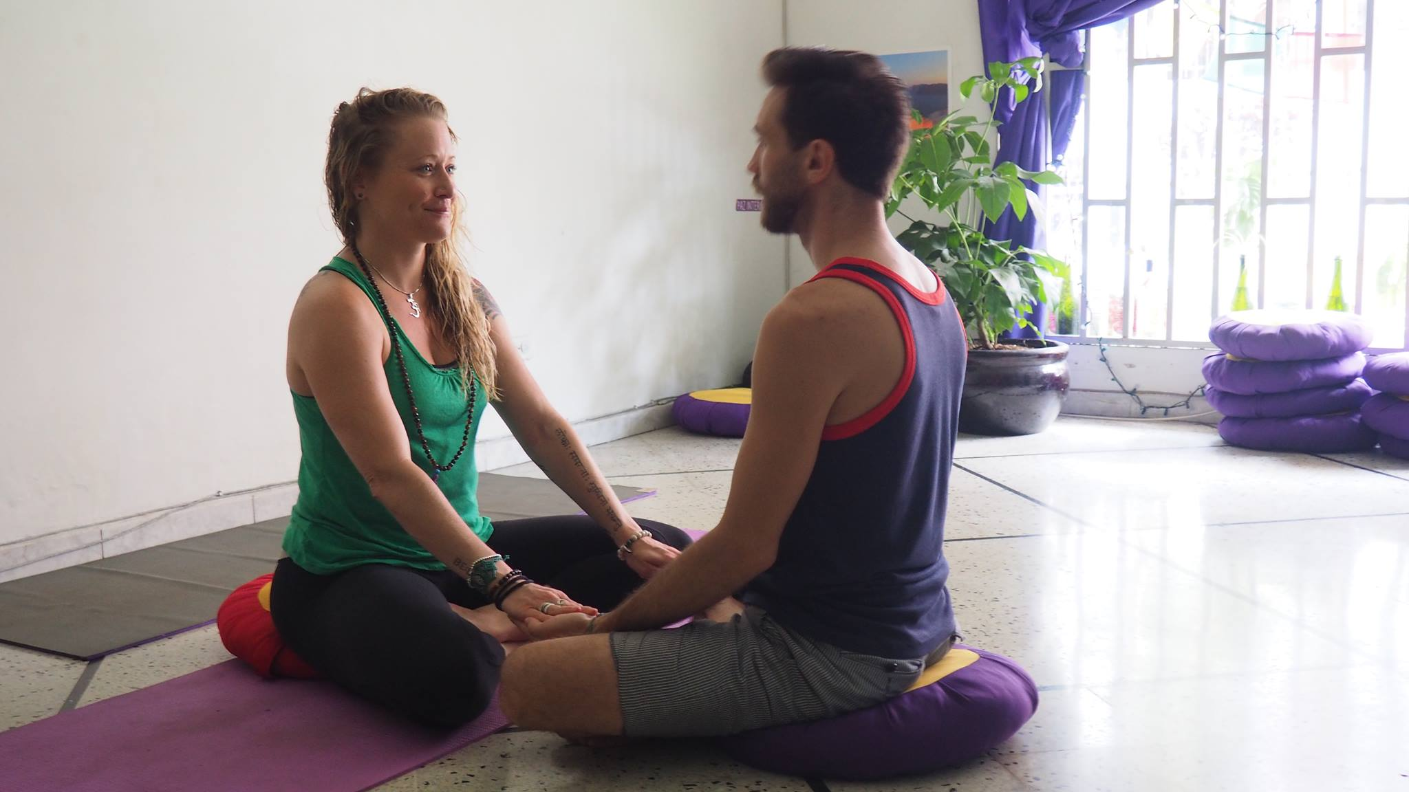 Yoga Internship Program, Medellín, Colombia, South America - teach and work in a yoga studio - photos February 16