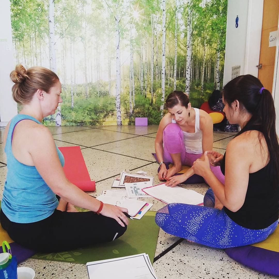 Yoga Internship Program, Medellín, Colombia, South America - teach and work in a yoga studio - continuing education 6