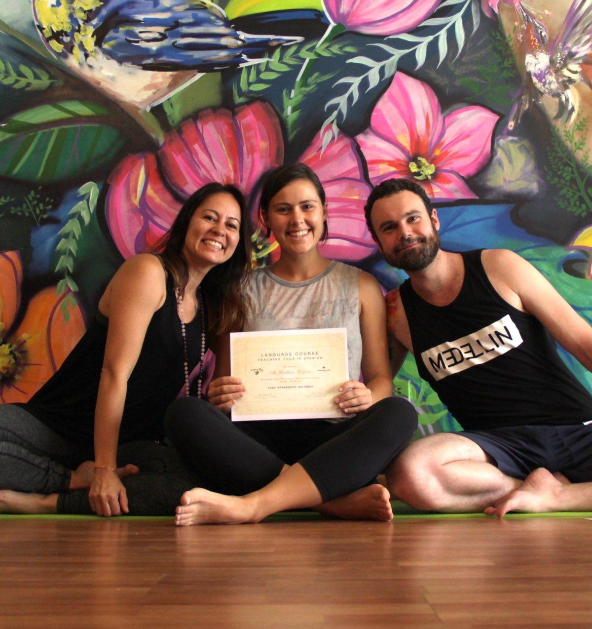 200 hour yoga alliance teacher training Medellin Colombia 2.JPG