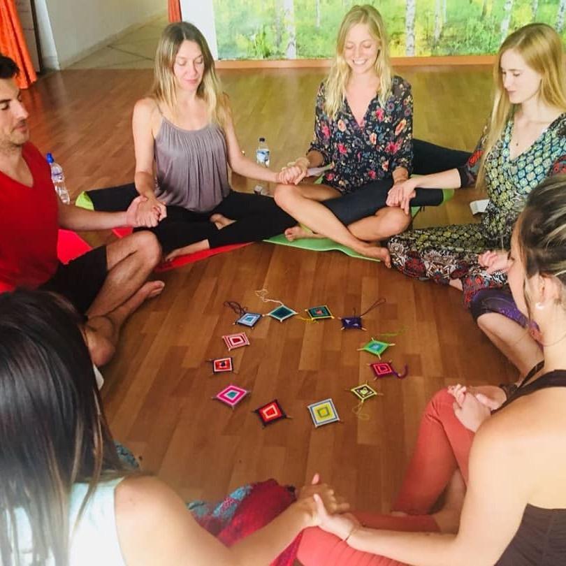 200 hour yoga alliance teacher training Medellin Colombia 4