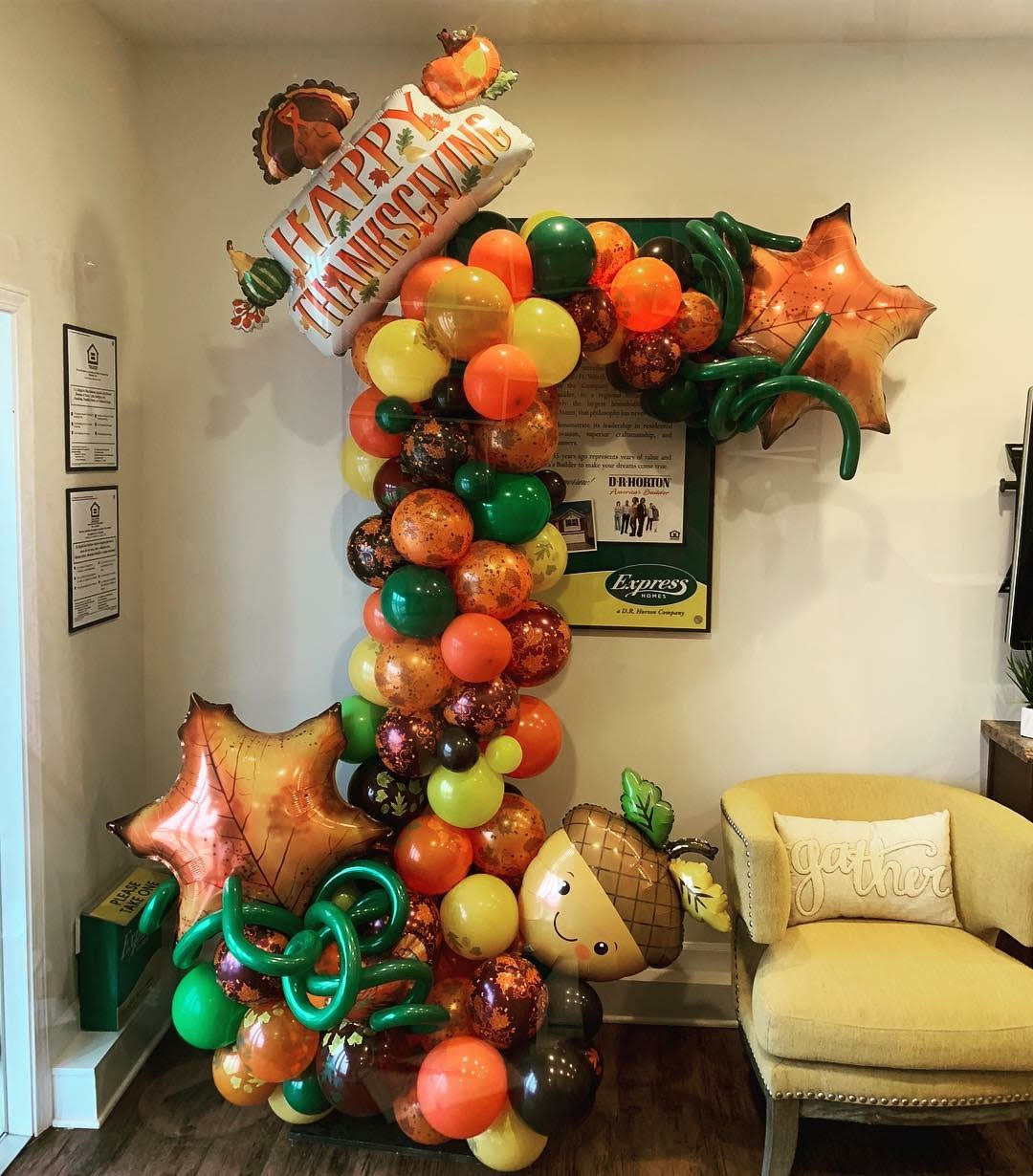Jujabel Balloon Experts Raleigh Nc