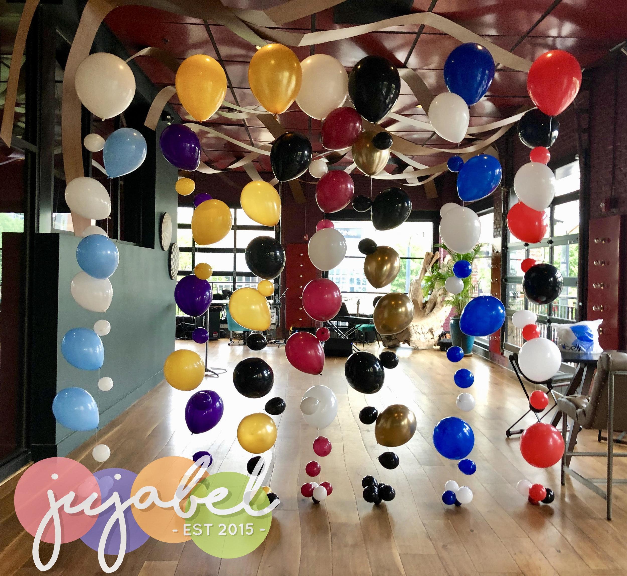 Bubble Balloon Strands