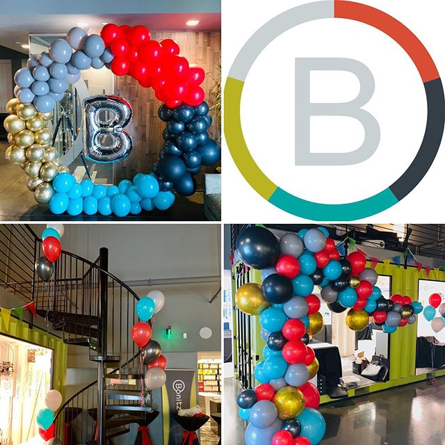 Thank You Bonitz for hiring us for your corporate trade show! Amazing group of people to work with!  #jujabel #balloons #balloondecor #corporateevents #corporatelogo #organicballoondecor #organicballoonarch #events #eventplanner #ncevents #eventprofs #raleighnc