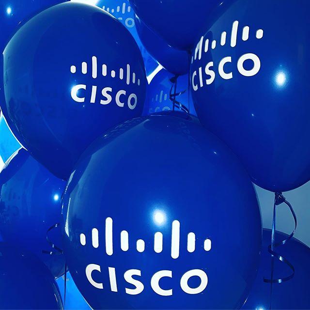 Cisco recruiting event!  #balloons #balloonbouquets #balloondecor #balloonarch #ballooncolumns #ncevents #ncballoons #raleigh #raleighnc #morrisvillenc #corporateevents #eventprofs #eventplanner