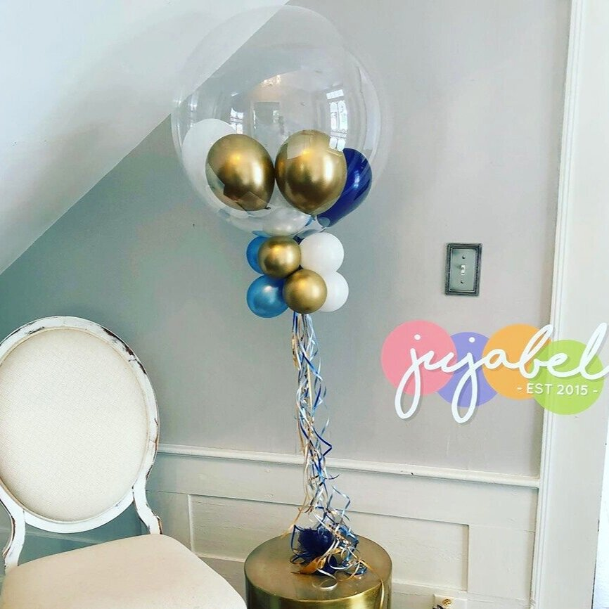 Gumball Balloons