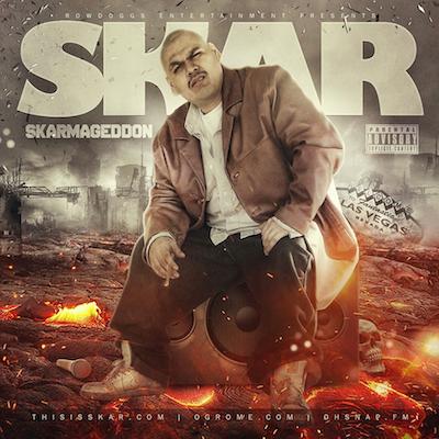Skar - Skarmageddon - Artwork