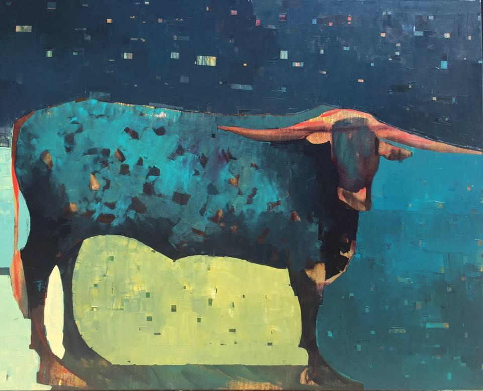 Midnight Luna Vache