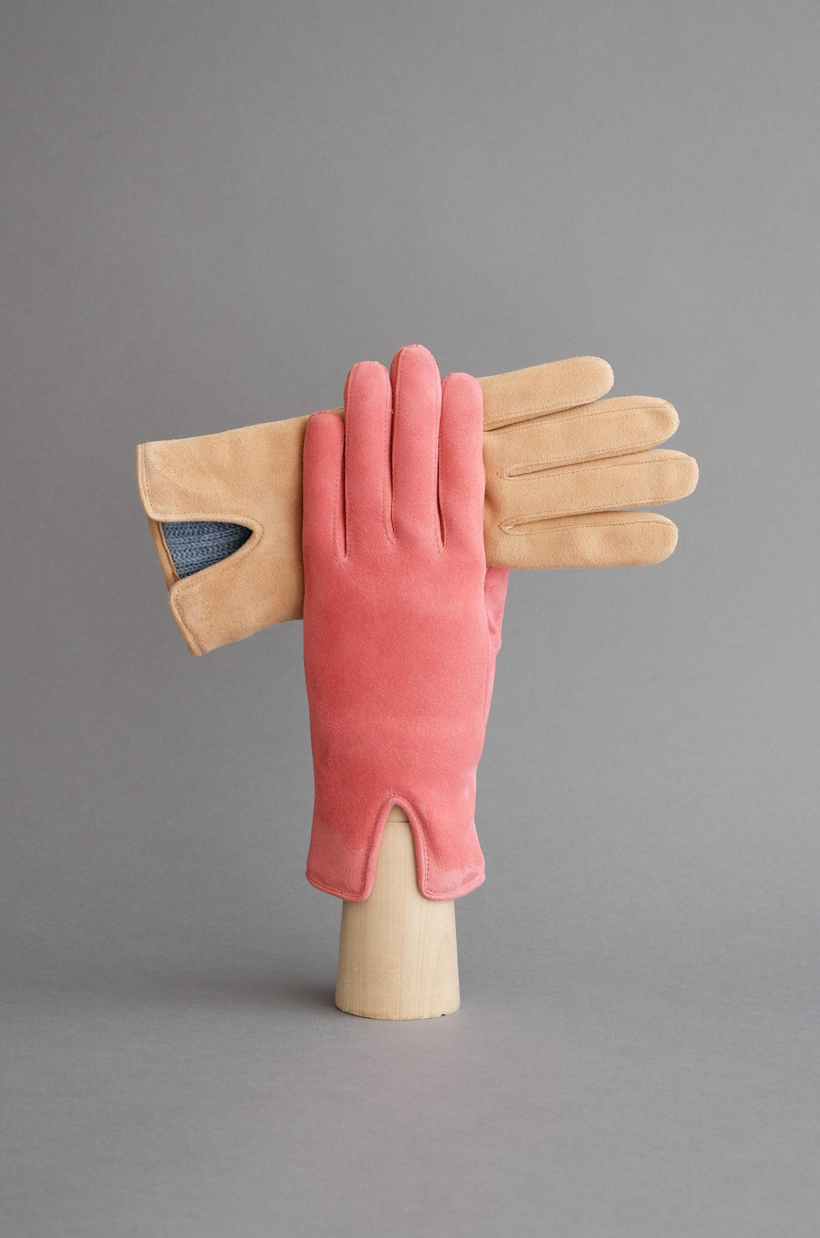 Thomas Riemer reindeer ladies gloves