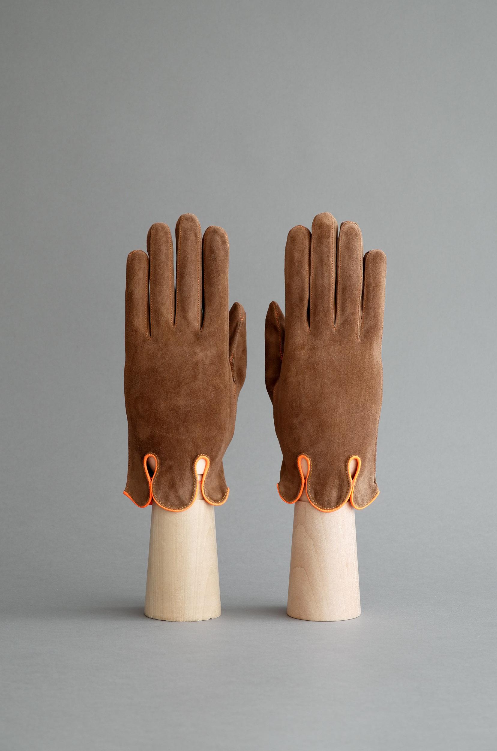 Thomas Riemer reindeer unlined gloves