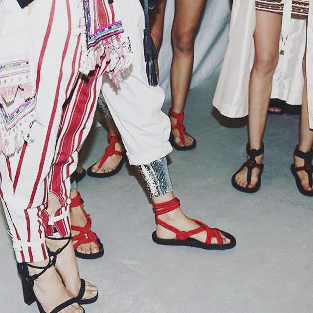 Inspiration ✨👠 via @isabelmarant #fashion #colour #shoes #red #ss16 #summer #desinger #print #travel #wunderlust #passion #instagood #instalike #womenswear #emergingdesigner #staytuned