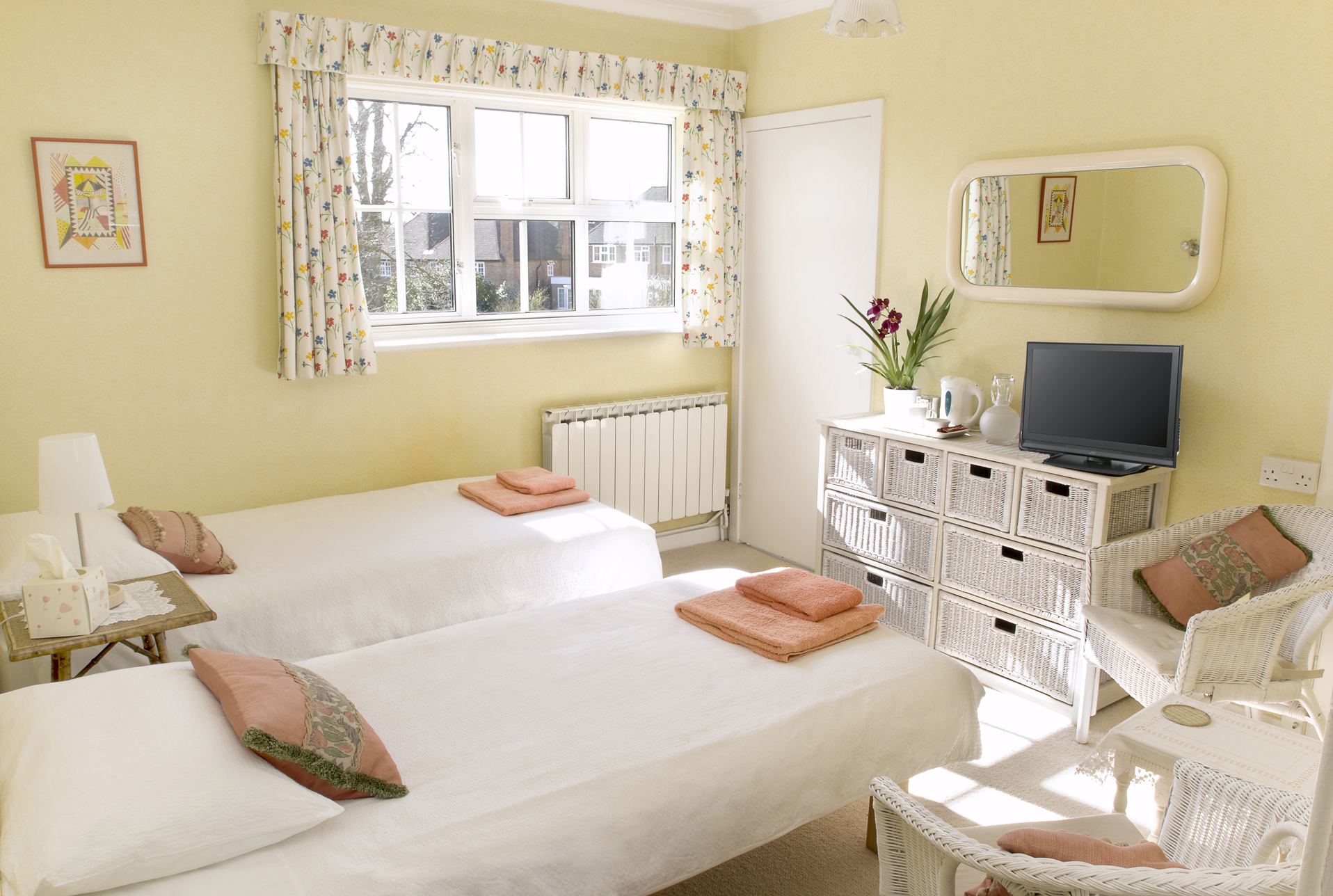 Park House Bed and Breakfast Accommodation in St Albans