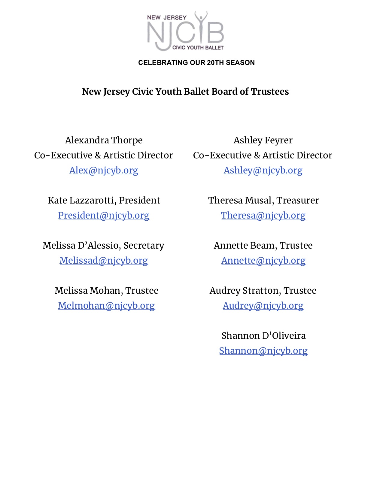 2019 New Jersey Civic Youth Ballet Board of Trustees-2.jpg