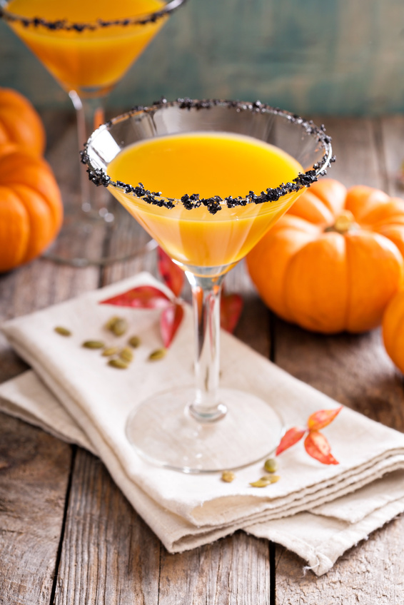 It's going to take a a truckload of Pumpkin Spice martinis to get us through this election season.