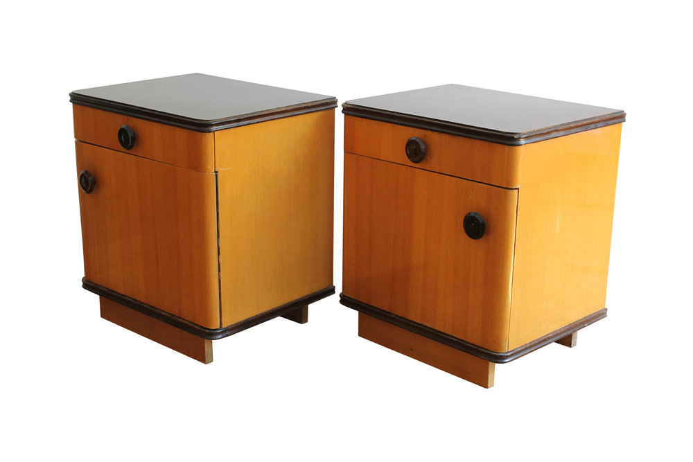 Barnabas Two Bedside Tables