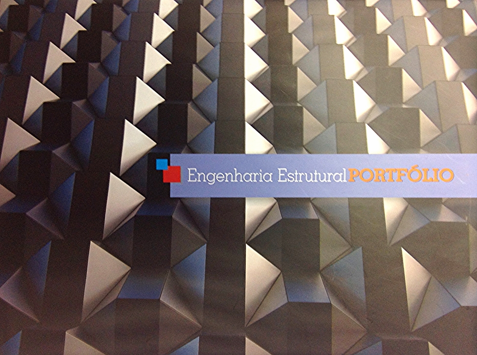 Capa do Livro Engenharia Estrutural Portfólio, editado pela ABECE