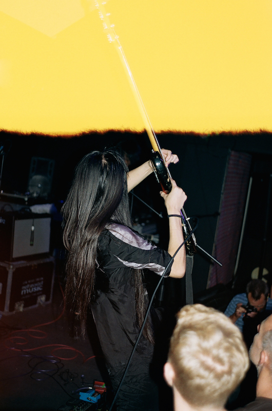 Bo Ningen. Photographed by  Jay Bing .