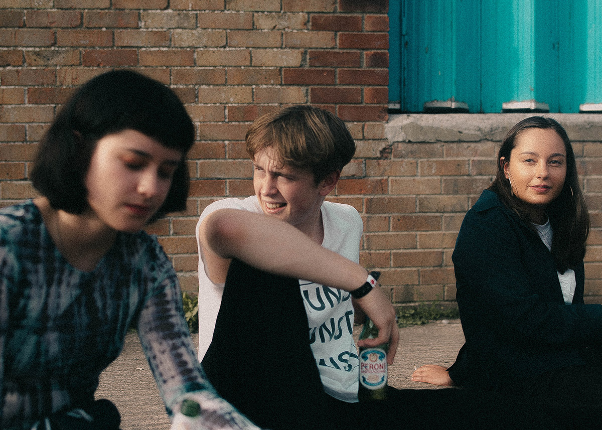THE ORIELLES behind the civic after their set.jpg