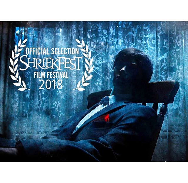So excited to have my short film A Doll Distorted showing in LA @shriekfest. One of top horror film festivals in the world!! Can't wait!