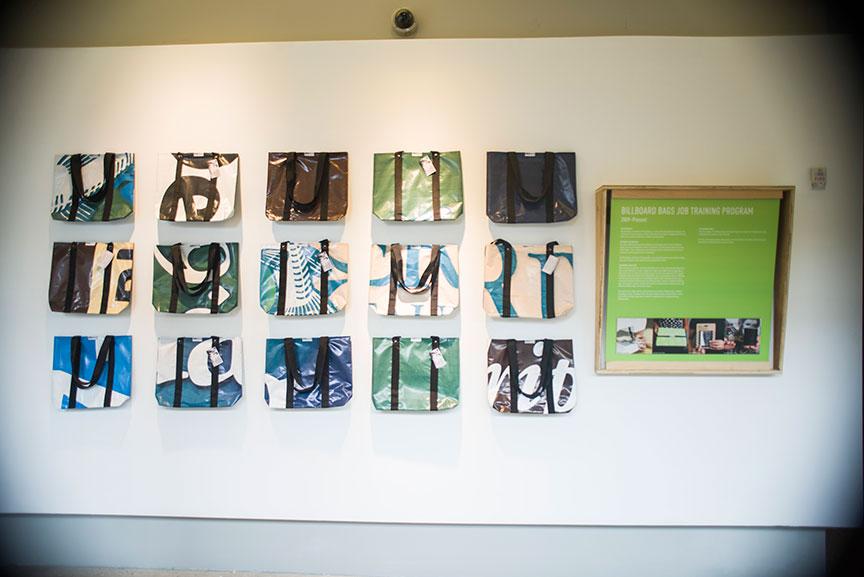 Billboard Bags - Plywood People