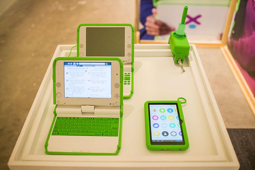 XO Laptop - One Laptop per Child