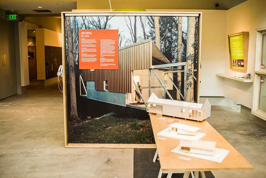 20K House - Rural Studio, Auburn University