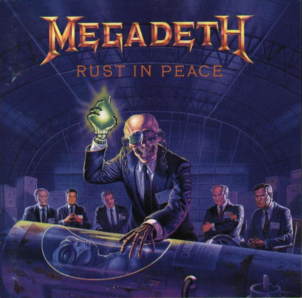 This episode we discuss one of the best thrash albums of all-time, easily the best Megadeth album... Rust in Peace.