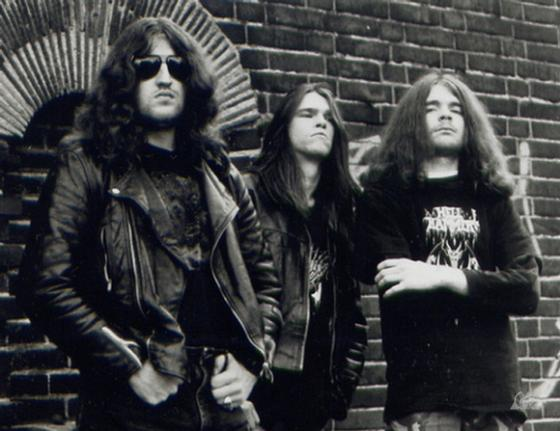 The Dutch doom/death masters Asphyx are the focus on this episode!