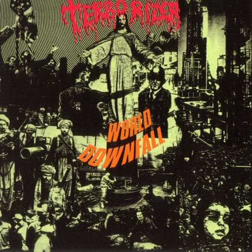 One of the best grindcore albums of all time! Terrorizer!