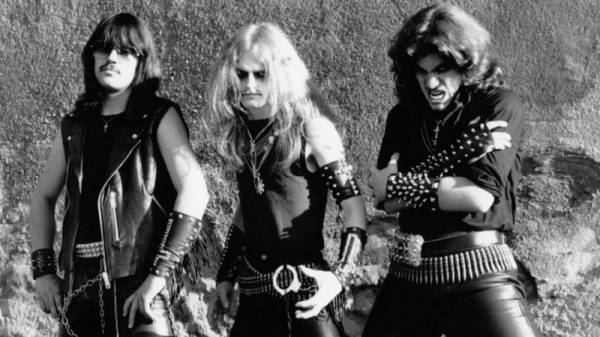 One of the most important bands in the history of extreme metal. Without Celtic Frost who knows what would have happened.