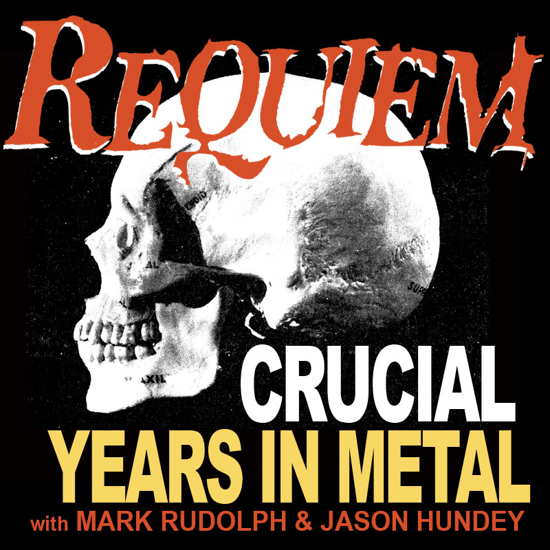 We begin our countdown to episode 100 with what we see as the most crucial years that shaped extreme metal.