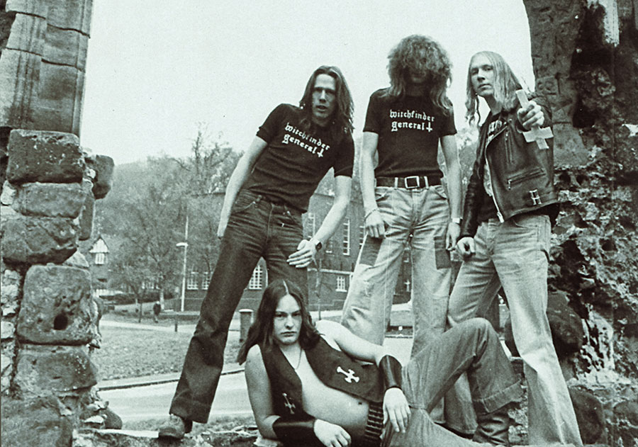 One of the outliers of the NWOBHM scene, Witchfinder General were more Sabbath than Priest and their unique blend of stoner and heavy metal check all the boxes.