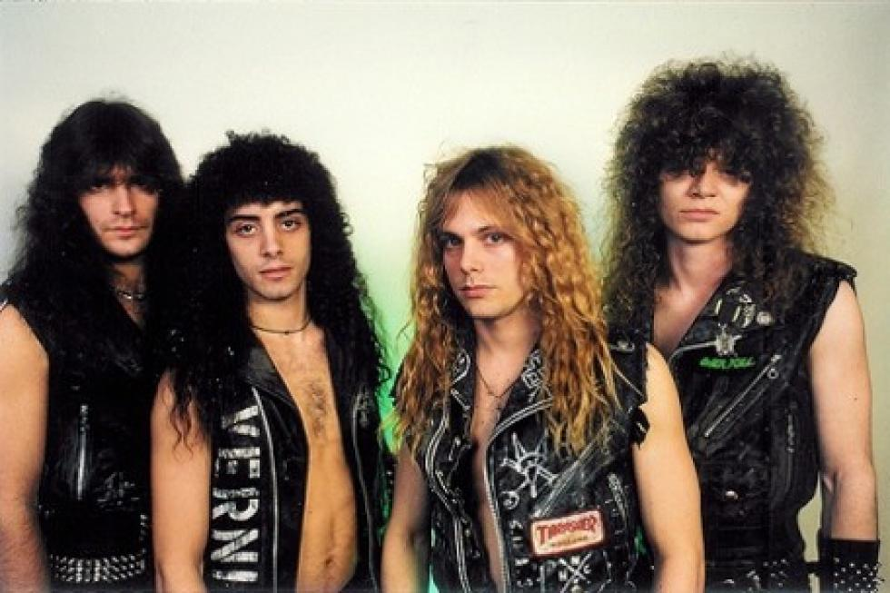 The New Jersey Thrash masters discussed.