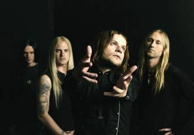Norwegian hard rockers Sahg are the subject of today's episode.
