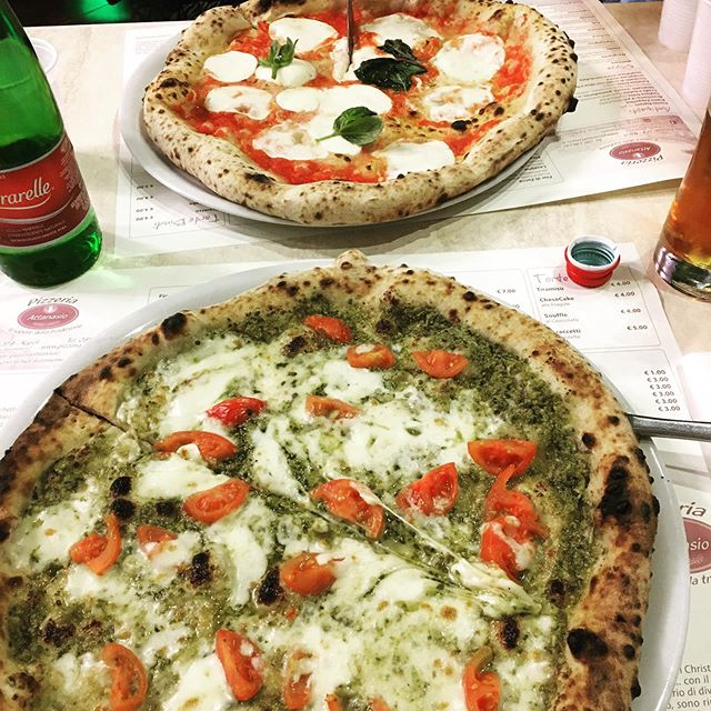 The thing I miss most about Italy.. #birthplaceofpizza