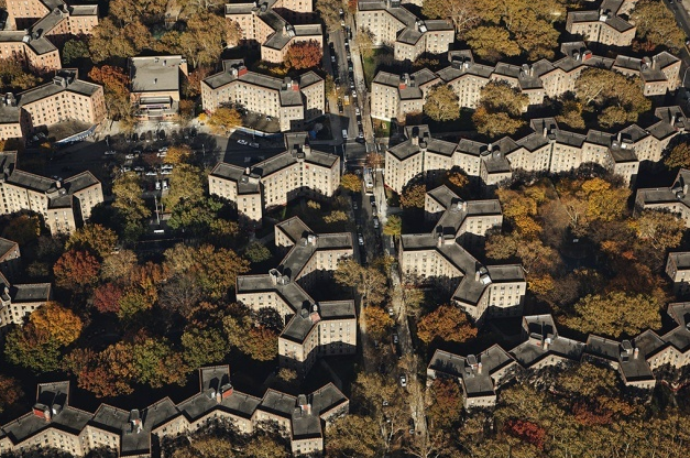 Queensbridge Houses in Queens (nycha)