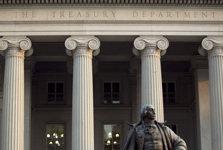 Will the courts like Treasury's song and dance?(bloomberg)
