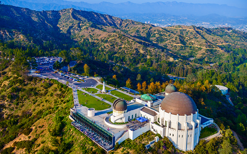 plan your own adventure: custom Los Angeles dtours -