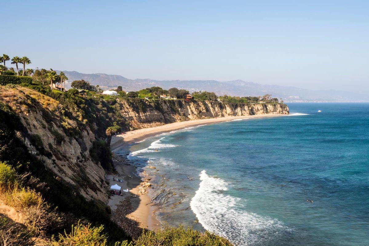 mountain to beach dtour -