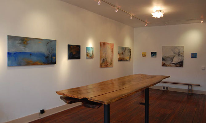 Seeds Gallery, 2013