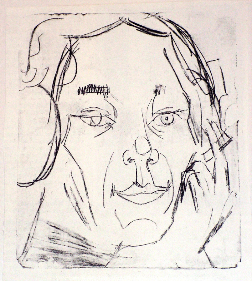"KIRCHNER, ""Mary Wigmann"""
