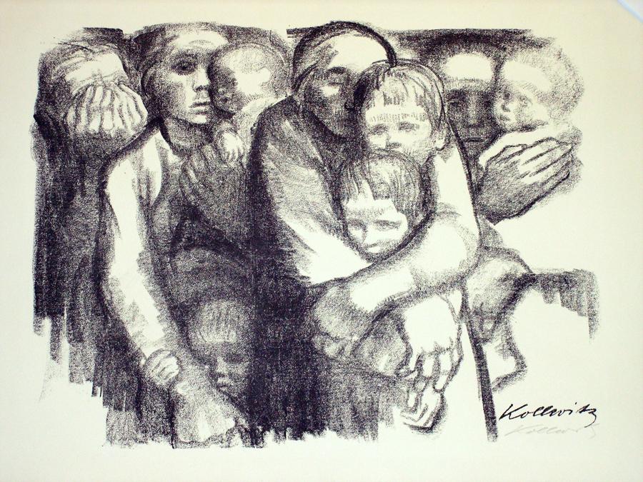 """KOLLWITZ, """"Mütters"""""""