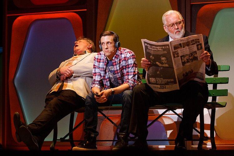 2012 - Broadway Backwards