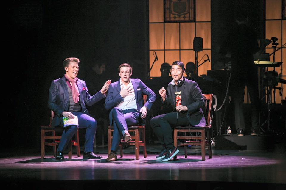 2015 - Broadway Backwards