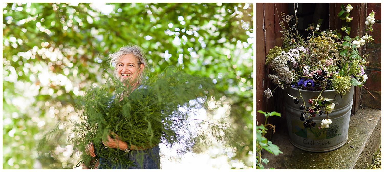 Rachel Petheram wild floristry