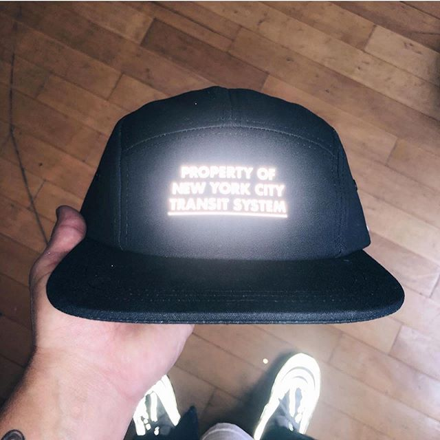 @itsanhonestliving Official Unofficial Collab. Raffle happening now. #itsanhonestliving #bongiornobrand #mta #headwear #nyc #hats