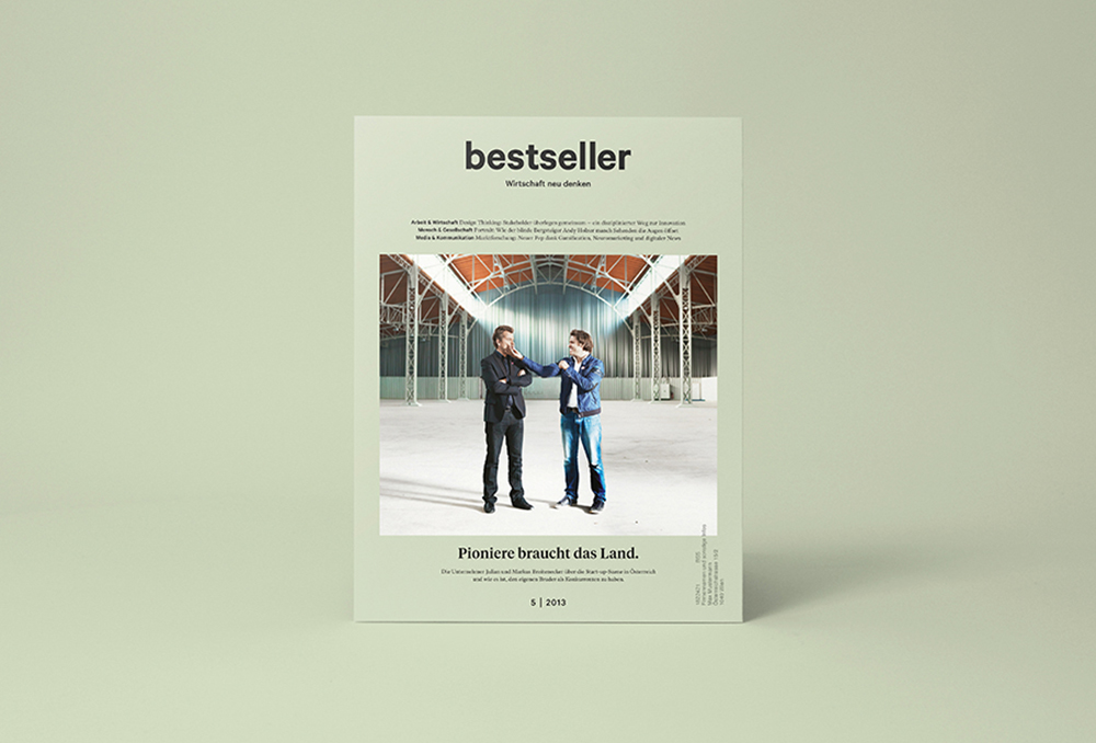 bestseller / strategy + editorial