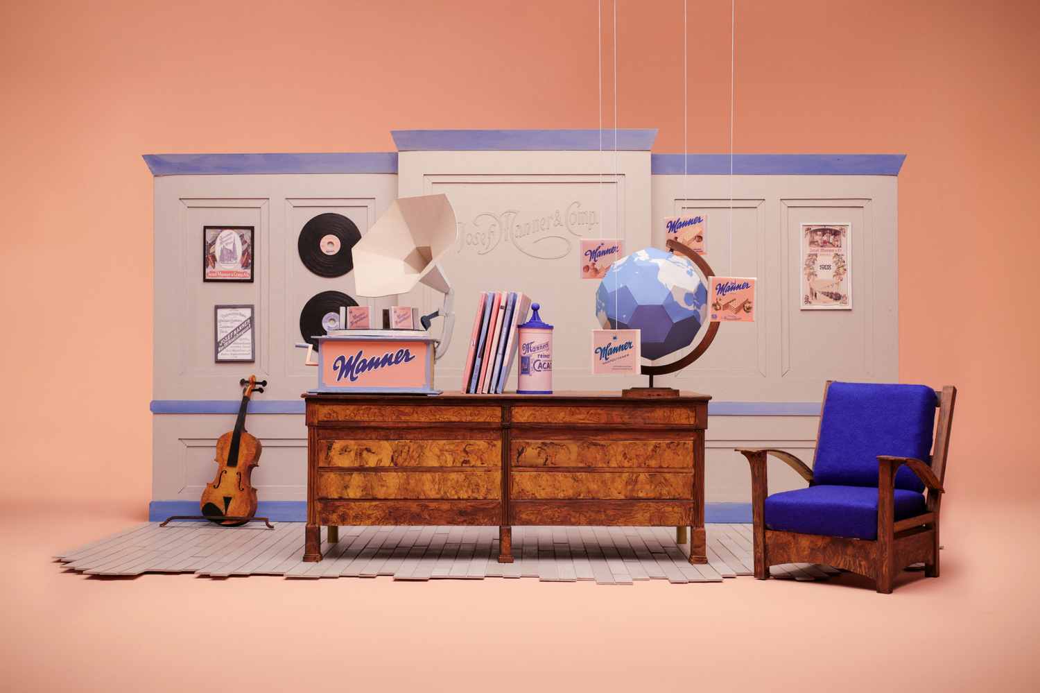 manner / set design + art direction