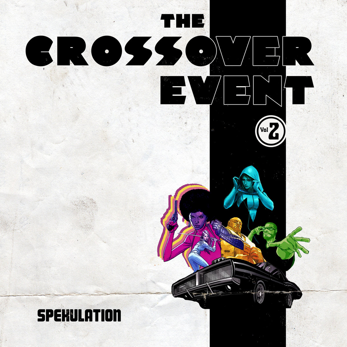 The Crossover Event Vol. 2