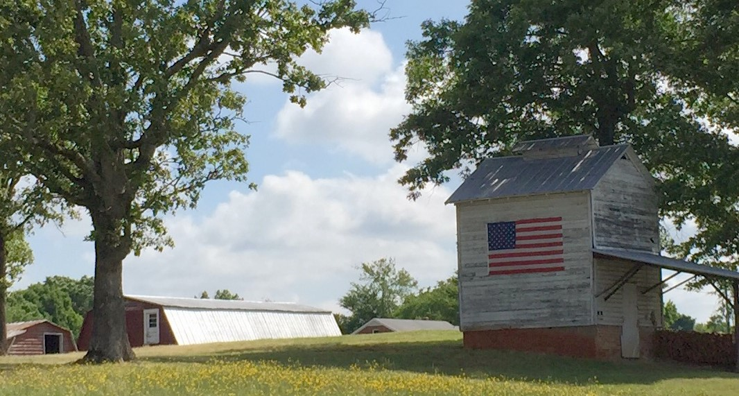 Barn with Flag.JPG